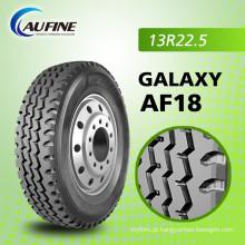 Bom de pneu de caminhão preço 13r22.5 com boa qualidade