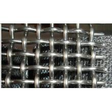 Malha de Aço Inoxidável Frisado