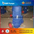 Vertikale mehrstufige Pipeline-zentrifugale Wasserpumpe