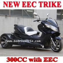 300cc nuevo 3 ruedas moto / motocicleta de carreras de motos de tres ruedas para uso deportivo (mc-393)