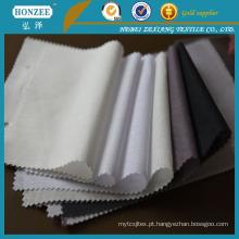 Resina interlining Tc 5436 para colarinho de camisa de tecido