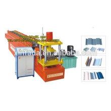 Obturador, porta, rolamento, formando, máquina, metal, folha, ferro, máquina