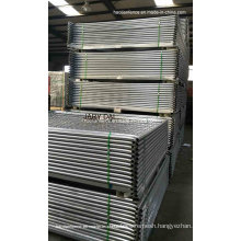 2.1X2.2m Heavy Duty Galvanized Welded Temporary Fence