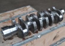 Small Block Forged Crankshaft