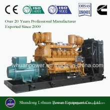 AC Three Phase with Power 1MW to 5MW Diesel Generator