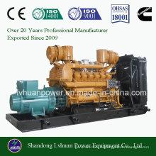 Три фазы переменного тока мощностью 1 МВт до 5 МВт дизель-генератор