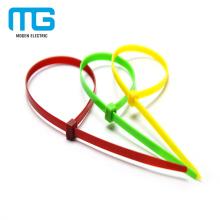 Cravates de câble de Nylon 66 autobloquantes de haute qualité de prix bon marché