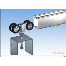 Système OEM d'estampage et d'assemblage en métal pour l'utilisation de la porte coulissante