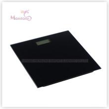 Высокая точность 0,1 кг стекло+пластик электронные весы (30*30*2.2 смсм)