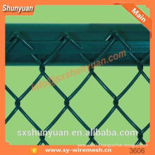 hot sale pvc coated fence netting