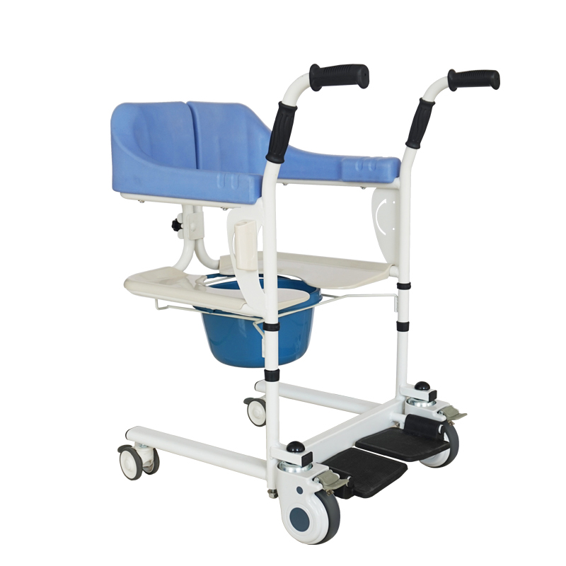 Transfer Chair Light Blue