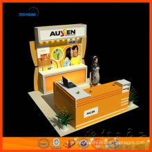 rent custom trade show booth,Exhibit and exhibition stand t in Shanghai