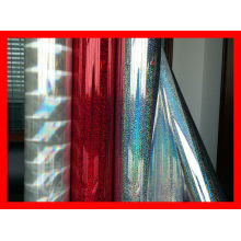 PET Laser Glitter rainbow film