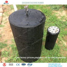 Good Tightness Rubber Pipe Stopper for Gas Pipe