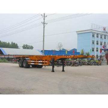 12.4m Two Axles Container Transport Semi-trailer