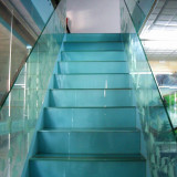 Tempered Railing Glass