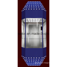 Good Machine Roomless Panoramic Elevator (JQ-A022)