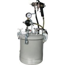 XR62A11 outils pneumatiques de peinture en acier inoxydable réservoir de mélange