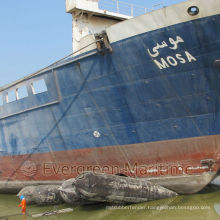 ISO Certificated Airbags for Ship Launching