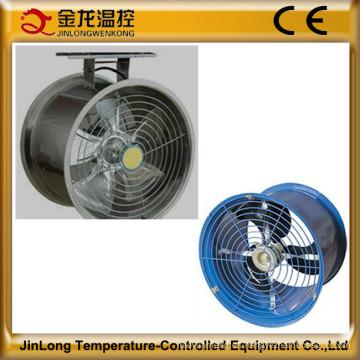 Ventilador de escape de circulación de aire Jinlong para aves de corral / invernadero / taller