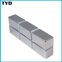 China NdFeB Magnet Hersteller für N42 Neodym Block Magnet