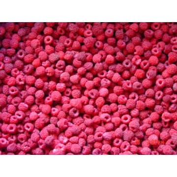 IQF congelant la framboise organique Hr-16090901