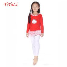 Vêtements pour enfants en gros de haute qualité vêtements pour fille