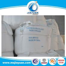 99% de sulfate de sodium anhydre au meilleur prix pour le Bangladesh