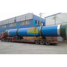 5% Discount Rotary Drum Dryer for Chicken Manure