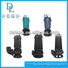 Wq Drainage Pump Sewage Jcb Hydraulic Water Submersible Pump