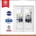 80 inches main entrance door exterior wooden door frame best wood for exterior door wood entry door with glass                                                                         Quality Choice