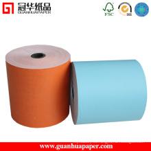 Papel térmico impreso SGS con precio razonable