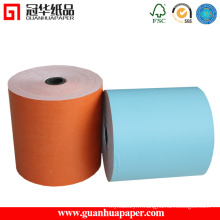 Papier thermique imprimé SGS avec prix raisonnable