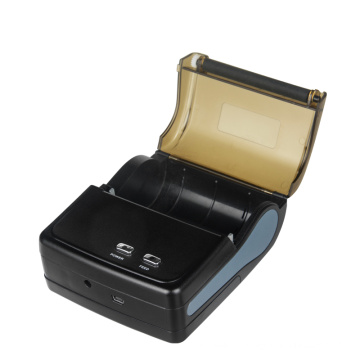80MM Mini Bluetooth Handheld Parking Lottery Ticket Printer