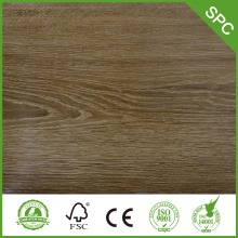 5.0mm 100% UV Tahan spc flooring