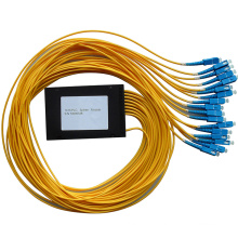 Piogoods high quality low price 1:16 optical fiber PLC Splitter for huawei cisco communication