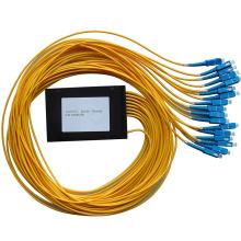 Piogoods alta qualidade baixo preço 1:16 fibra óptica PLC Splitter para huawei cisco communication