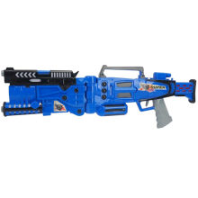 Sonido y Flash Boy Regalo Militar pistola Super Gun Gun
