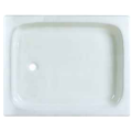 Installing Trimlux Reg 25 to a Shower Tray/pan, use same method for installing to a Bath.