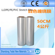 Dosen & Flaschen Verpackung Wrap Transparent PE Stretch Shrink Film