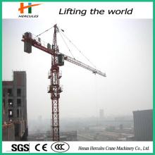 Guindaste de torre de venda quente para construção