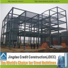 Günstige chinesische Fertig Stahlkonstruktion Tankstelle Fabrik