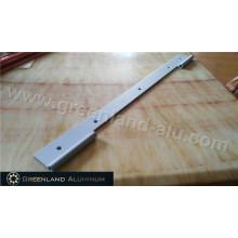 Perfil de dobradiça de alumínio para a porta