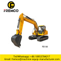 FE135  Crawler Excavator 15 tons Machinery