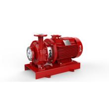 Ligne de coupe horizontale (tension constante) Pompe de lutte contre l'incendie