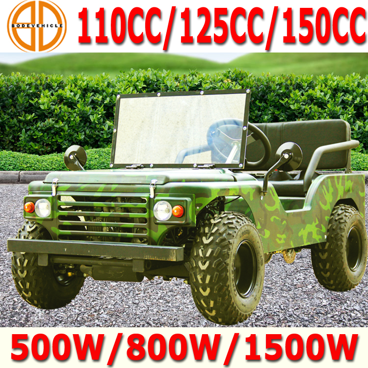 Bode Quality Assured 800W Mini Jeep for Sale Ebay