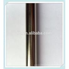 16mm / 19mm / 28mm Почищенный щеткой никель-металл-железный занавес / труба / стержень