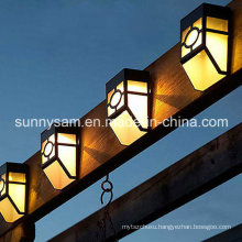 2LEDs Garden Solar Lamp Yard Lantern LED Solar Light