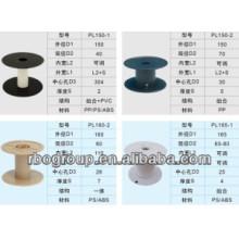 DIN rouleaux/bobines de fils et câbles (canette en plastique vide)
