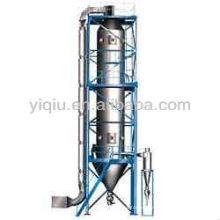 Secador de pulverización por presión para impresión de pigmentos